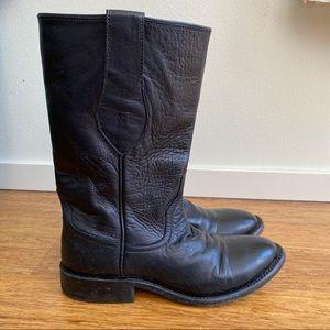 TAMARA MELLON mid calf boot